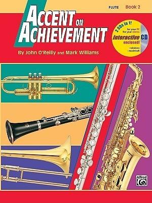 Accent on Achievement, Bk 2: Flute, Book & CD