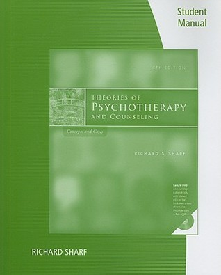 Theories of psychotherapy and counseling student manual concepts 12209500 fandeluxe Images