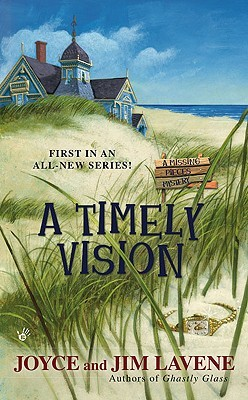 A Timely Vision by Joyce Lavene