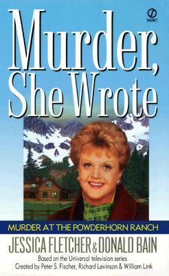 Murder at the Powderhorn Ranch by Jessica Fletcher