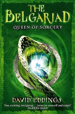 Queen of Sorcery by David Eddings
