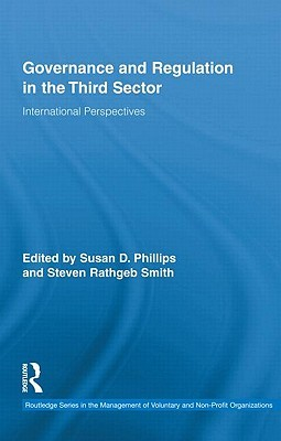 Governance and Regulation in the Third Sector: International Perspectives