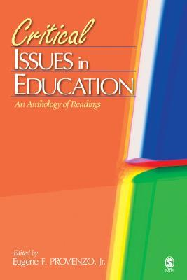 Critical issues in education an anthology of readings by eugene f 1815519 fandeluxe Gallery