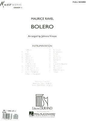 Maurice Ravel: Bolero: Music Works Grade 2