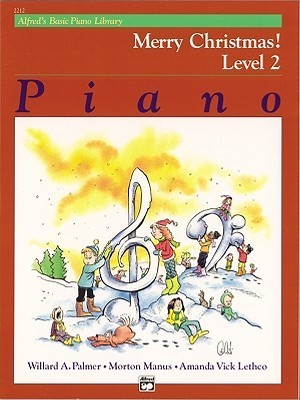 Alfred's Basic Piano Library Merry Christmas!, Bk 2