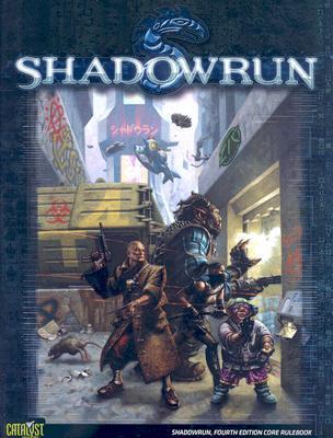 Shadowrun (Fourth Edition)
