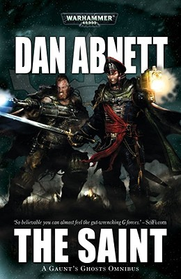 The Saint by Dan Abnett