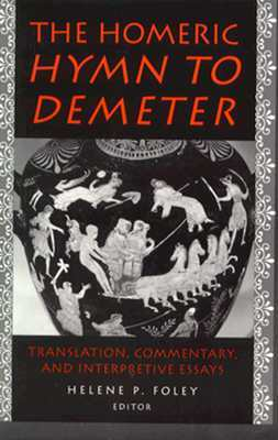 the homeric hymn to demeter translation commentary and  930907