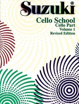 Suzuki Cello School, Cello Part, Volume 1, Revised Edition (Suzuki Cello School, Cello Part Volume 1)