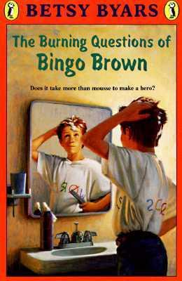 The Burning Questions of Bingo Brown (Bingo Brown, #1)