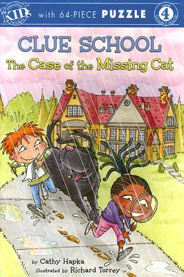 Clue School: The Case of the Missing Cat (Innovativekids Readers, Level 4)