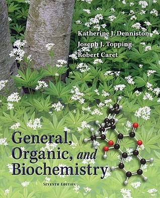General, Organic & Biochemistry