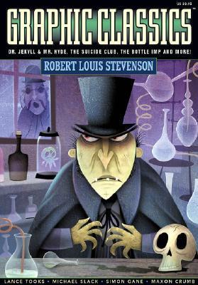 Graphic Classics, Volume 9: Robert Louis Stevenson