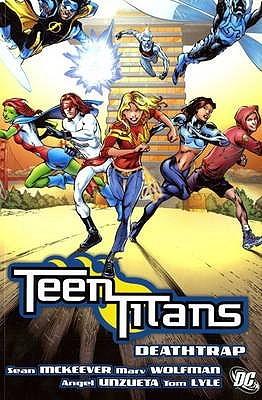 Teen Titans by Sean McKeever