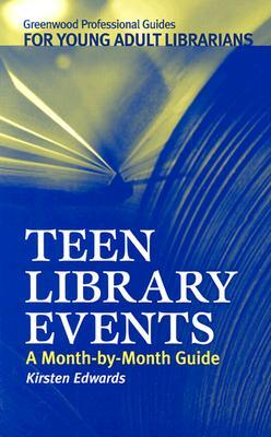 Teen Library Events by Kirsten Edwards