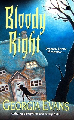 Bloody Right by Georgia Evans