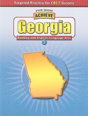 Achieve Georgia Reading and English/Language Arts, Grade 3