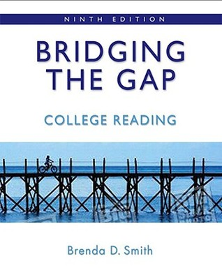 Bridging the Gap: College Reading [With Myreadinglab]