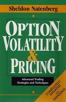 Option volatility & pricing advanced trading strategies and techniques torrent