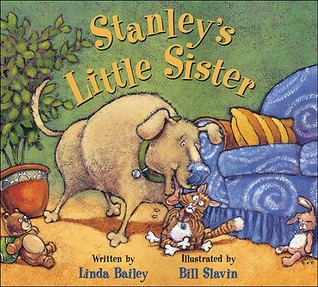 Stanley's Little Sister by Linda Bailey