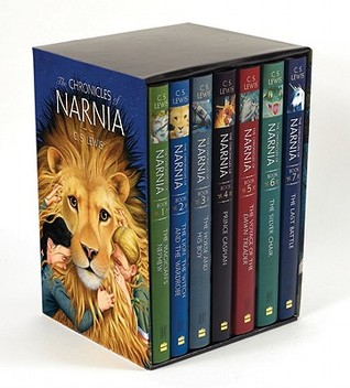 The Chronicles of Narnia Box Set by C.S. Lewis