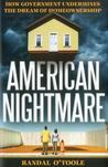 American Nightmare by Randal O'Toole