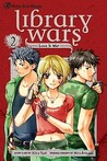 Library Wars: Love & War, Vol. 2  (Library Wars: Love & War #2)