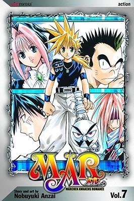 MAR, Volume 7 (Mar (Graphic Novels))