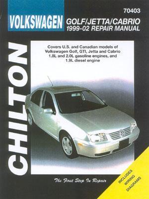 Volkswagen Golf And Jetta, 1999 02