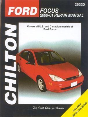 Chilton's Chrysler Pt Cruiser 2001 03 Repair Manual
