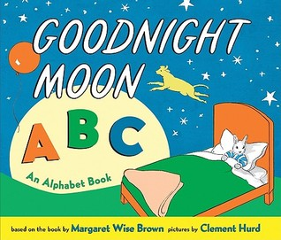 Goodnight Moon ABC Board Book by Margaret Wise Brown