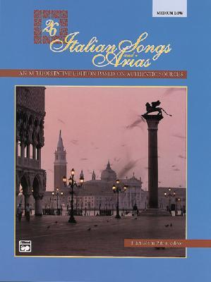 26 Italian Songs and Arias: Medium Low Voice Ebooks revistas descarga gratuita pdf