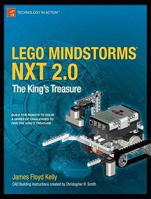 Lego Mindstorms Nxt 2.0: The King's Treasure