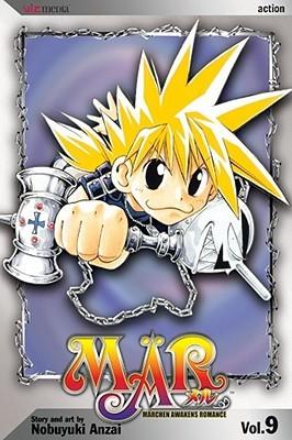MAR, Volume 9 (Mar (Graphic Novels))