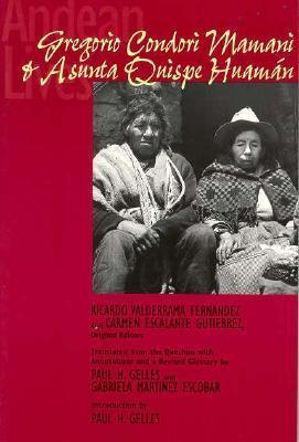 Andean Lives by Ricardo Valderrama Fernández