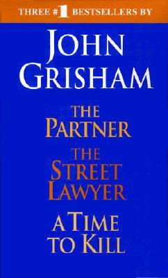 John Grisham Box Set (The Partner, The Street Lawyer, A Time To Kill)