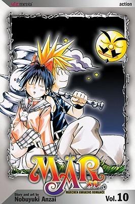 MAR, Volume 10 (Mar (Graphic Novels))