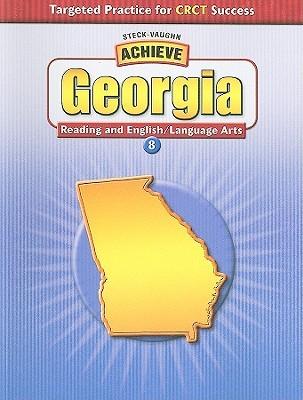 Achieve Georgia Reading and English/Language Arts, Grade 8