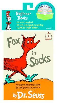 Fox in Socks Book & CD