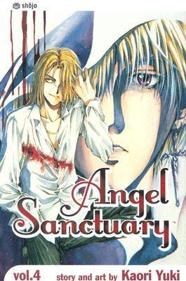 Angel Sanctuary, Vol. 4 by Kaori Yuki