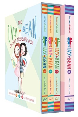 Ivy and Bean's Treasure Box: (Beginning Chapter Books, Funny Books for Kids, Kids Book Series)