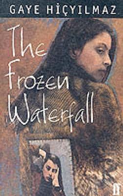 The Frozen Waterfall by Gaye Hiçyılmaz