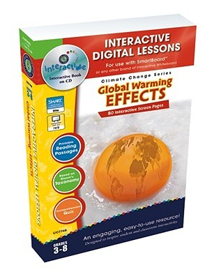 Global Warming Effects - Iwb Digital Lesson Plan
