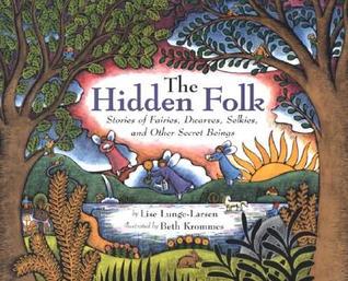 The Hidden Folk by Lise Lunge-Larsen