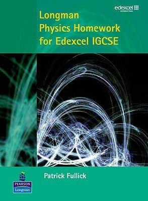 Longman Physics Homework For Edexcel Igcse