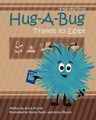 Hug-A--Bug Travels to Egypt