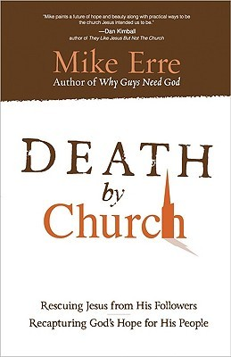 Death by Church by Mike Erre