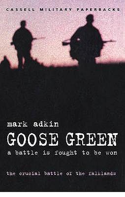 Goose Green by Mark Adkin