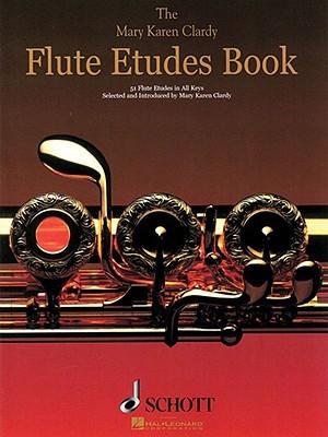 The Flute Etudes Book: 51 Flute Etudes in All Keys