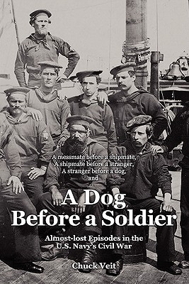 A Dog Before a Soldier